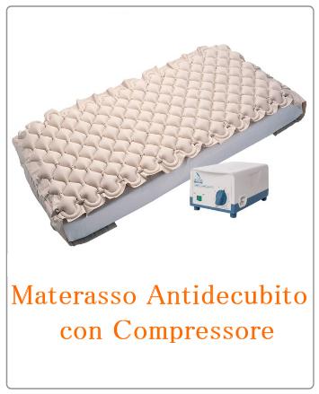 materasso antidecubito con compressore