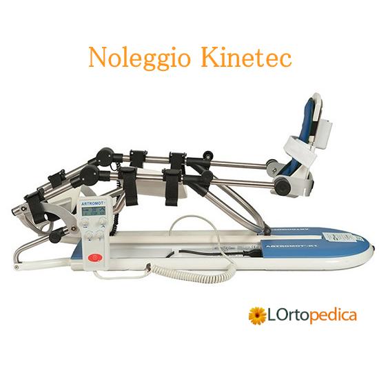 kinetec ginocchio