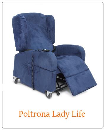 Poltrone Ortopediche.Noleggio E Vendita Poltrone Relax Per Anziani E Disabili