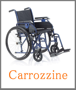 noleggio Carrozzine